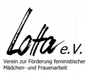 Logo Lotta e.V. - Verein zur Förderung feministischer Mädchen- und Frauenarbeit