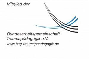 Grafik: Mitglied der Bundesarbeitsgemeinschaft Traumapädagogik e.V. / www.bag-traumapaedagogik.de
